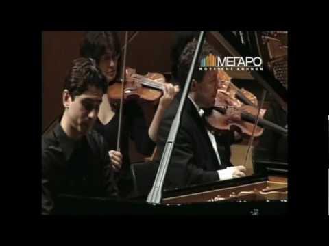 Kapelis: Kabalevsky Piano Concerto No. 4, excerpt