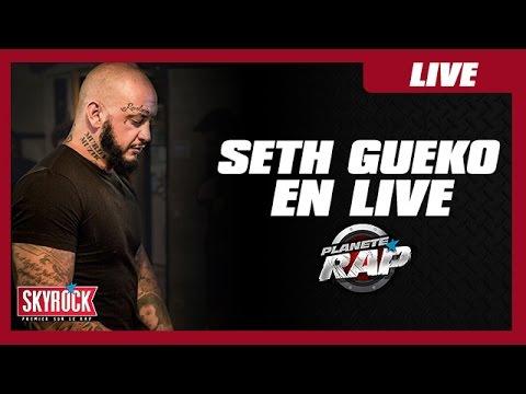 """Seth Gueko en live """"Pattaya"""" #Planète Rap"""
