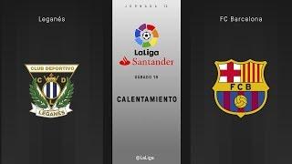 Leganes 0 - 3 FC Barcelona