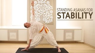 Standing Asanas for Stability