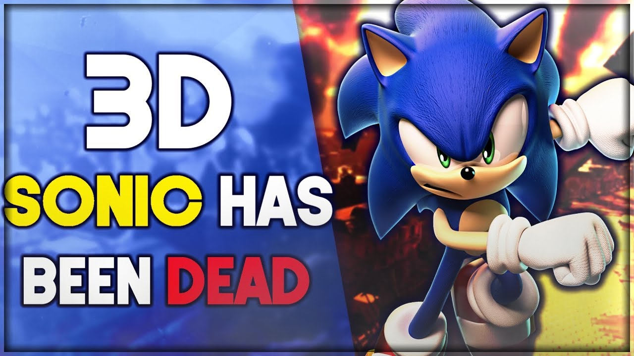 3D Sonic Games Have been DEAD - CONCEPT CHECK