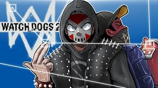 Cartoonz Watch Dogs