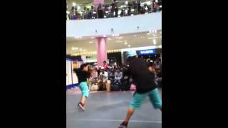 アリオ八尾2011.10.10ダンスプロジェクト ダンスコンテスト予選.