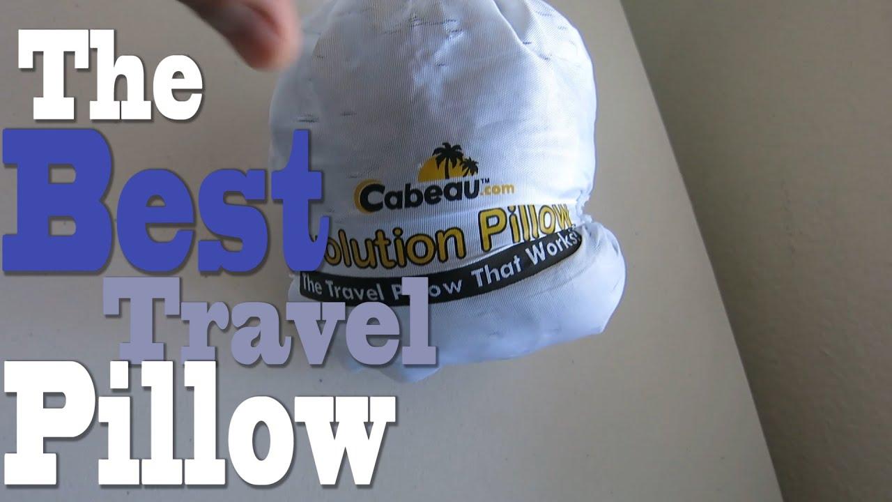the best neck pillow for travel evolution pillow - Evolution Pillow