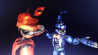 [FNAF SFM] Foxy look an Alien!!!