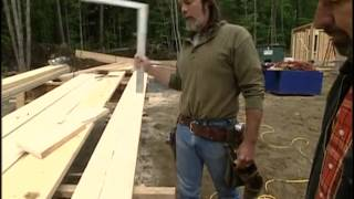Building A Hip Roof