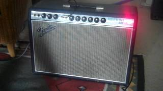 1968 Deluxe-Reverb Amp