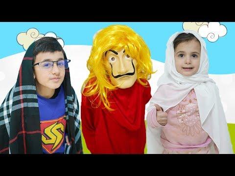 سوبر سمعة وفرح وسارق الالعاب شرشور - super somaa and the games theif