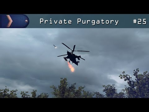 Private Purgatory #25 - Strategic Projection of Rotary Wing Power
