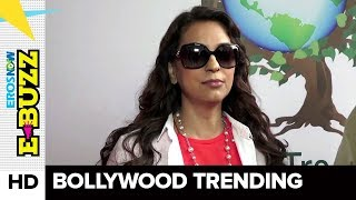 Juhi Chawla plants a tree! | Bollywood News | ErosNow eBuzz