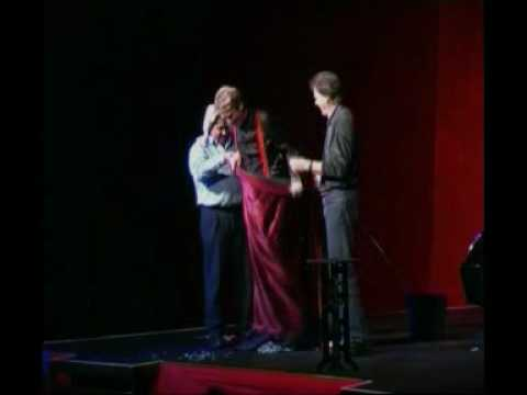Colin Underwood Corporate Comedy Magician South Africa,Cabaret Show Highlights 2008/9