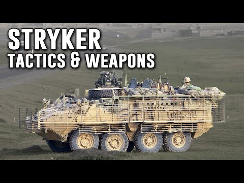 Army Stryker Brigade Combat Teams: Tactics and Weaponsиз YouTube · Длительность: 12 мин19 с