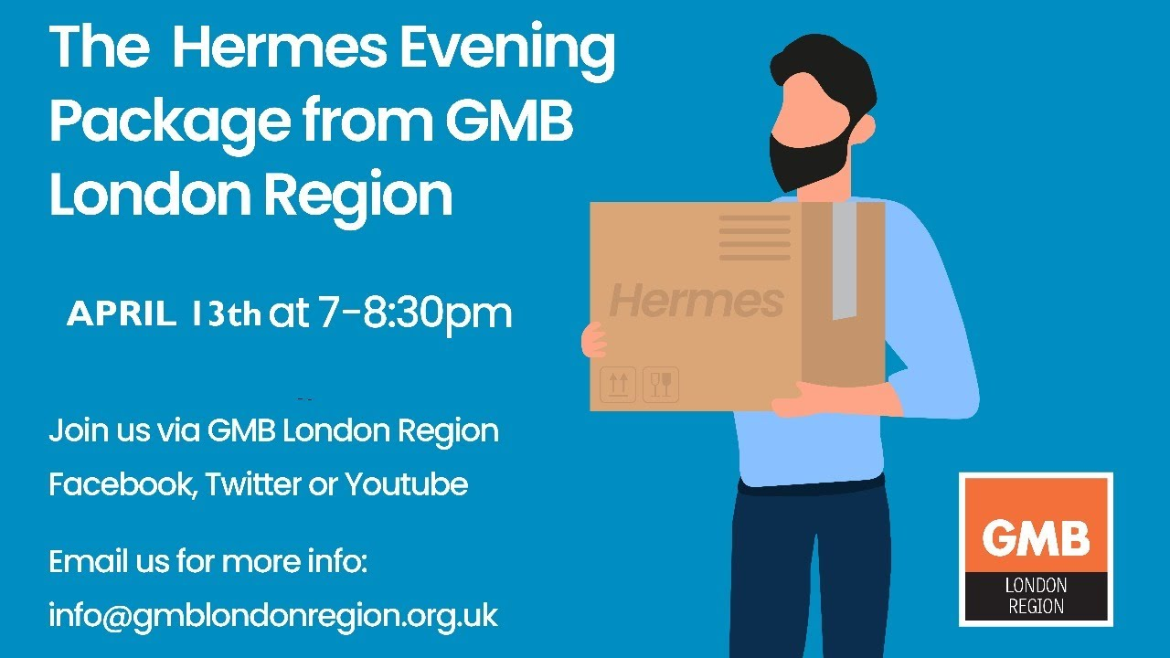 The Hermes Evening Package- April 13th - 7.00 PM to 8.30 PM