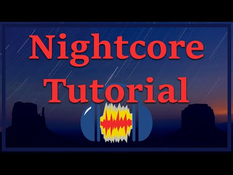 How to Create Nightcore Music Using Audacity