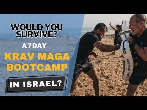 Krav Maga Israel - May 2019 Training Camp