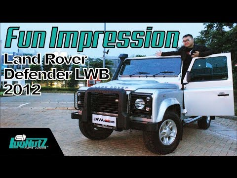 1 MILYAR UNTUK SUV KALENG 2ND MISKIN FITUR? - Land Rover Defender Fun Impression | LugNutz Indonesia