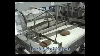 Разрывная машина для хлеба Splitter B (IPEKA)(Ipeka Splitter-B представляет собой многоцелевое -режущее устройство. Оно разбивает, например, малый ржаной хлеб,..., 2014-01-10T17:32:33.000Z)