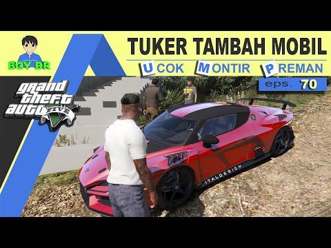 GTA 5 INDONESIA - CARI MUSUH BUAT BALAPAN #70