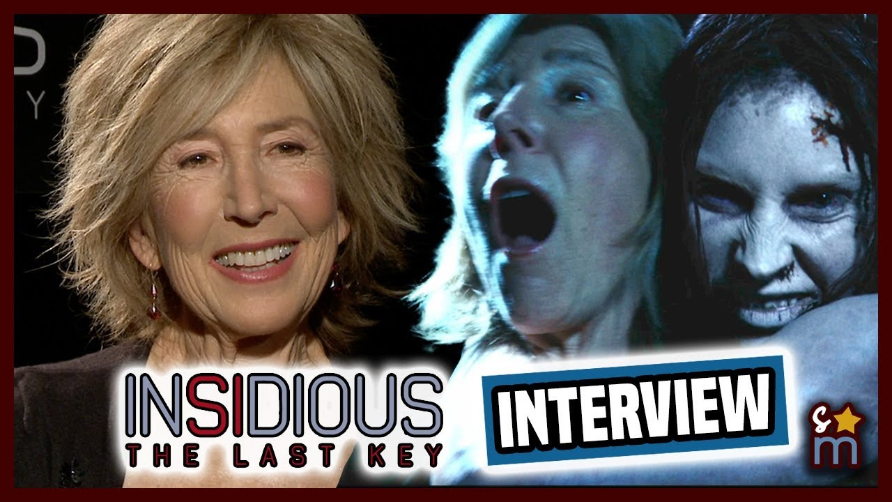 Download INSIDIOUS: THE LAST KEY Interviews: Prequels, Horror Movie Do's & Don'ts   Exclusive Interview