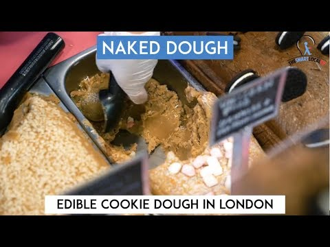 Cookie Dough Cafe In London