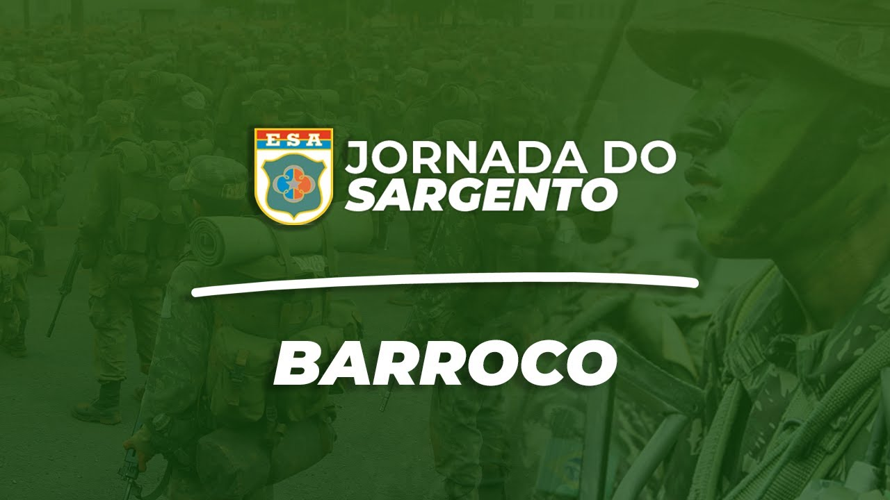 BARROCO (AULA 25)