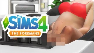 BIRTHING TWINS 👶👶  | THE SIMS 4 // FOREMANS — 39