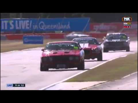 Touring Car Masters 2015  Rd 5. QLD Raceway Race 1