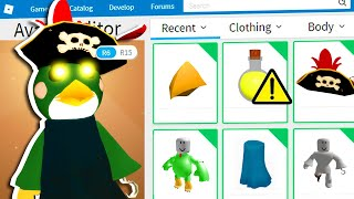 PIGGY DISGUISE TROLLING!! | Pretending To Be FAKE BUDGEY In Roblox PIGGY!!