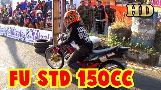 Drag Racing OMR Satria FU STD 150cc | Drag Bike Jalingkut Tegal HD