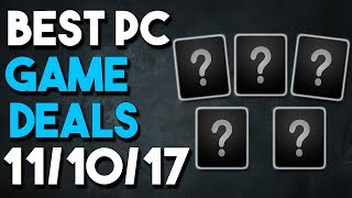 Top 5 PC Game Deals of the Week 11/10/17