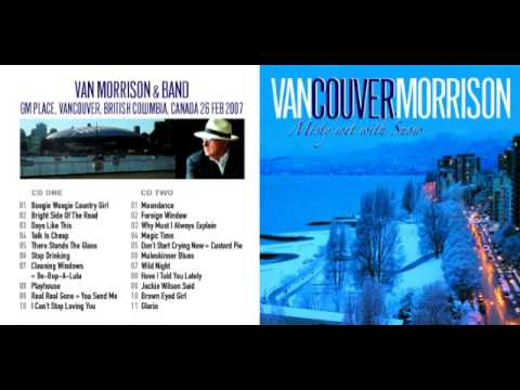 Van Morrison - Jackie Wilson Said
