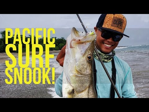 Pacific Snook Fishing In Costa Rica With Ben Milliken