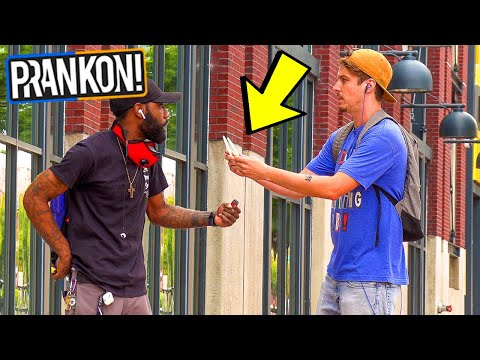 😲PRANKS GONE WRONG IN THE HOOD! WANNA CATCH THESE HANDS