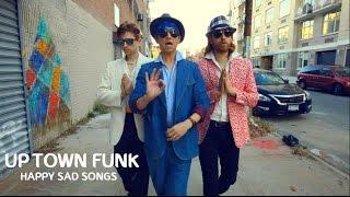 Uptown Funk - Happy Sad Songs