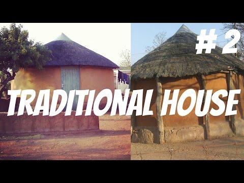 Botswana #2:Traditional House