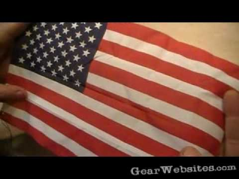 U.S. Flag Info