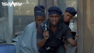 Officer Woos ARRESTS Lawyer Kunle (Cute Abiola)