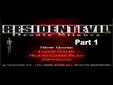 Resident Evil Deadly Silence Walkthrough Part 1/Intro