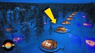 10 najbardziej niesamowitych hoteli na świecie