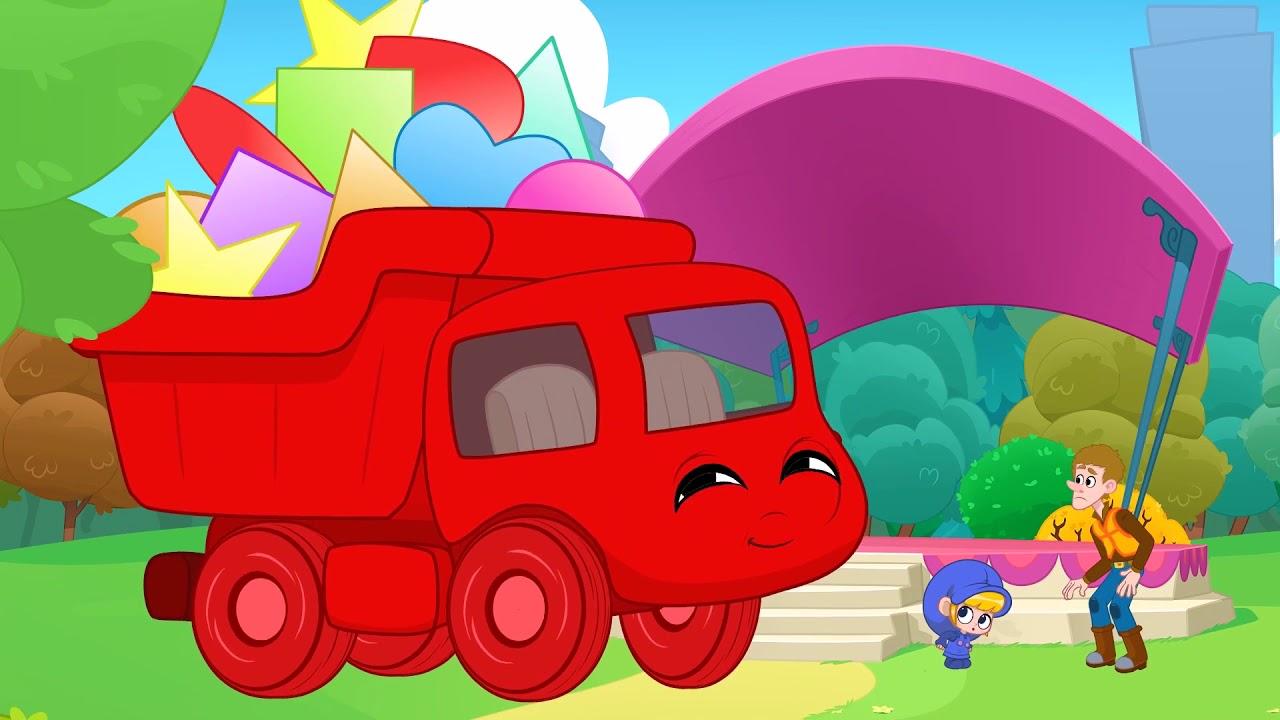 Download My Magic Train & Sarah - My Magic Pet Morphle | Cartoons For Kids | Morphle's Magic Universe |