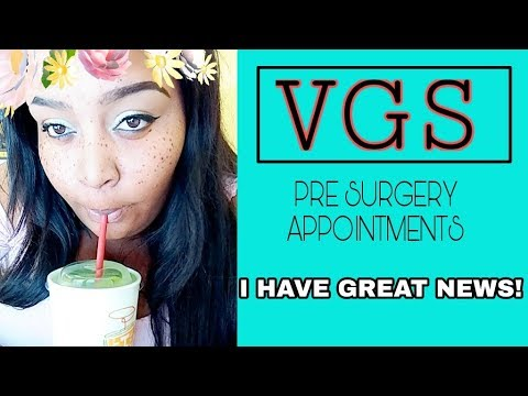 VSG || WEIGHT LOSS SURGERY APPOINTMENT || I'M SO EXCITED