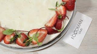 Веганский торт без выпечки: рецепт от Foodman.club