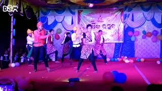 Mayurbhanjer chana hami mayurbhanjiya , performed by RAMA KRUSHNA GURUKULA ,TATO