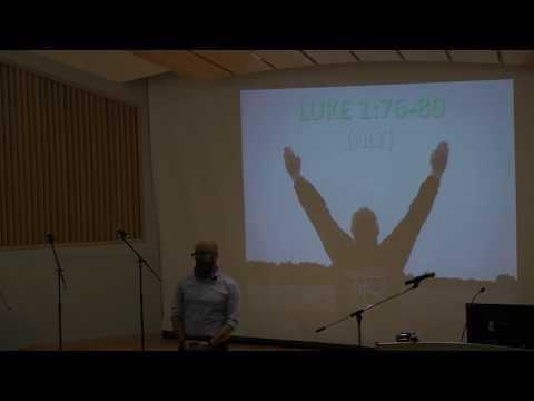 Light of the World Part 1: John the Baptist - Ed B.