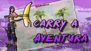 ❣Ayudando Carry Aventura 140  Fortnite Salvar El Mundo ❣RedForGames❣