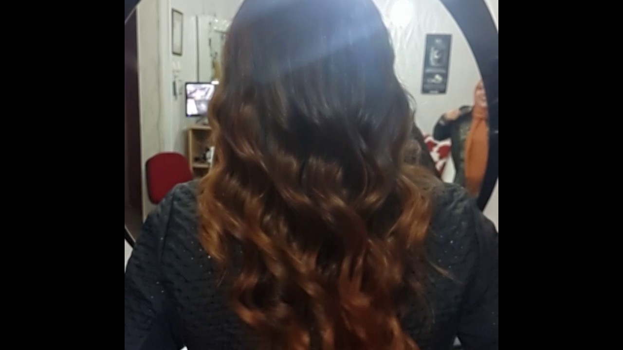 Karamel Ombre Koyu Renk üzerine Karamel Ombre Youtube