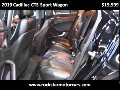 2010 Cadillac CTS Sport Wagon Used Cars Nashville TN