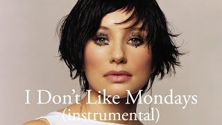 09. I Don't Like Mondays (instrumental cover) - Tori Amos