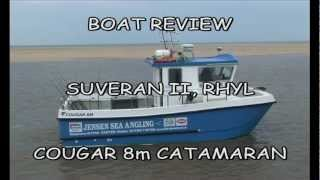 Cougar Cat - Boat Demo