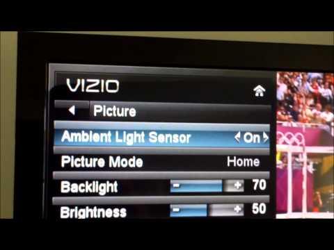 VIZIO E550VA 55 INCH TV REVIEW!!!